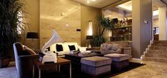 美式田园风格客厅装修,温柔旋涡!