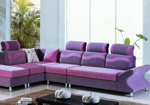田园沙发效果图