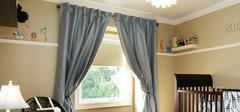 儿童窗帘如何选择,有哪些注意事项?