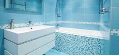 浴室装修效果图,合理全面装修!