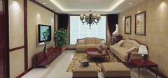 欧式沙发颜色搭配,装饰客厅空间!