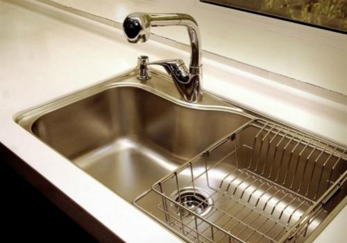厨房水龙头效果图