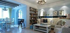 地中海风格居室装修,清新装饰!