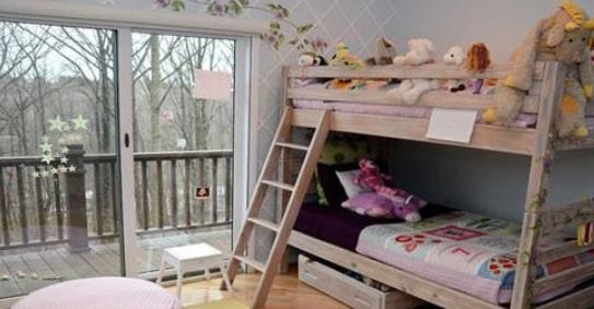儿童房装修效果图