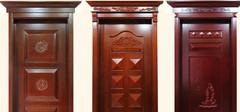实木套装门的品牌,实木套装门的优点