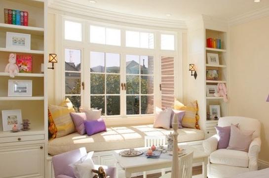 家庭飘窗装修