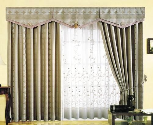 布艺窗帘的品牌