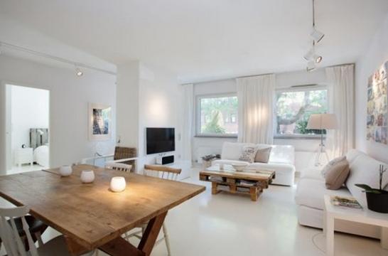 北欧风格家庭装修
