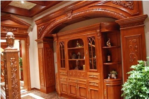 原木定制家具