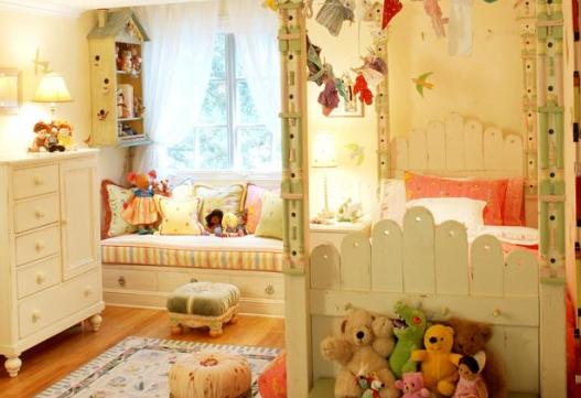 儿童房装修布置