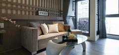 舒适小户型装修,混搭风格新家!