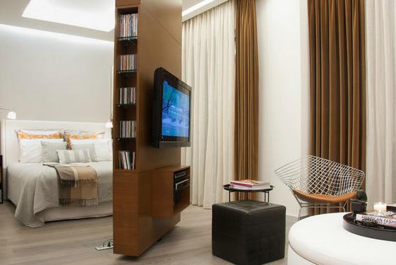 客厅电视背景墙设计