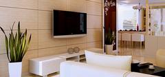 客厅电视背景墙设计,打造非凡家居!