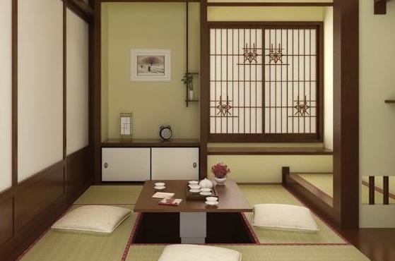 日式风格榻榻米装修