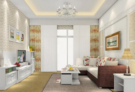 韩式风格客厅装修
