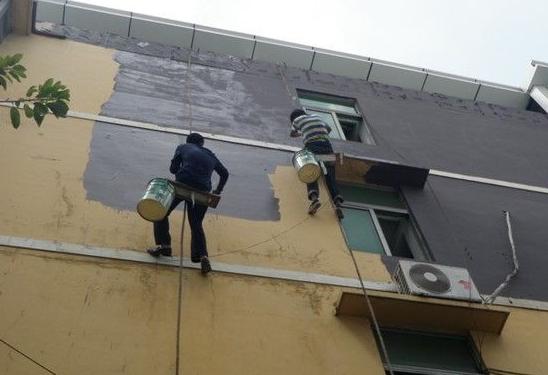 防腐油漆施工施工安全第一