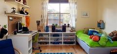 儿童房装修不可忽视的空间