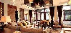 极致奢华客厅装修,旷世佳作!