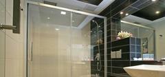 卫生间隔断材料如何选购?