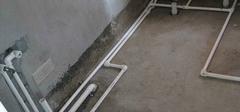 卫生间下水管道安装需注意什么?