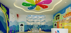 幼儿园墙体壁画特点以及设计原则