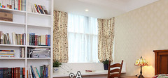 室内飘窗设计的三种风格