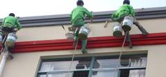 防腐油漆施工,施工安全第一!