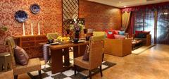 东南亚风格装修,装出热带雨林家居!