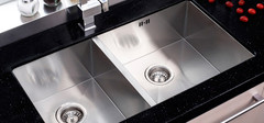 厨房洗水池的尺寸,如何选购洗水池呢?