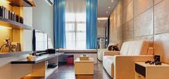 小公寓装修效果图,巧妙设计!