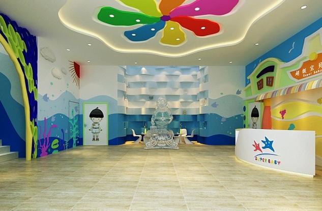 幼儿园墙体壁画