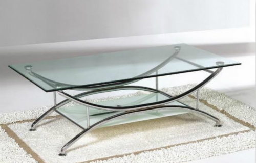 玻璃家具效果图