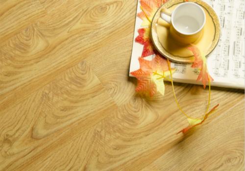 防腐地板效果图