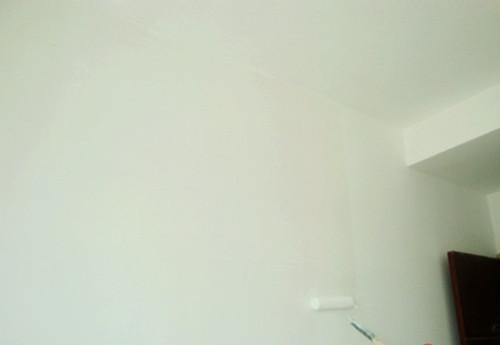 室内粉刷墙壁