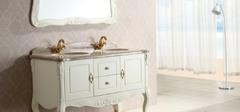 橡木浴室柜保养,光亮如新!