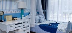 地中海风格的儿童房设计