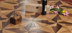 实木拼花地板的保养技巧