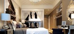 新古典卧室装修,宁静致远!
