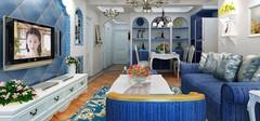 感受地中海风情,地中海客厅的别样设计