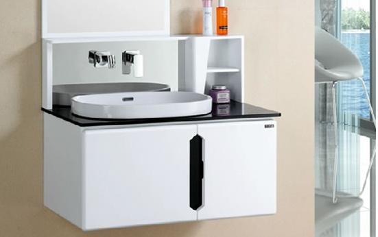 PVC浴室柜