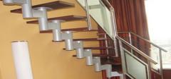 整体楼梯的分类及保养方法