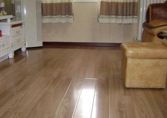 木地板安装费用