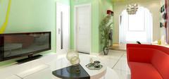室内粉刷墙壁施工注意事项以及价格介绍