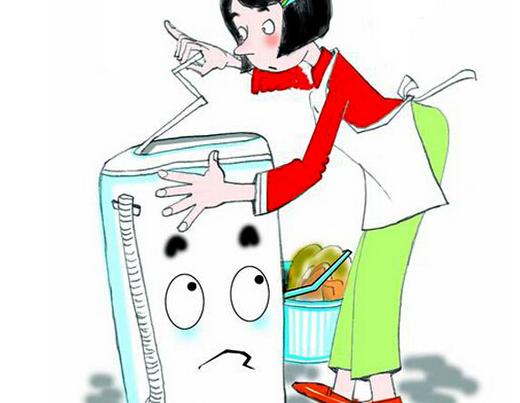 洗衣机故障--洗衣机进水不止洗涤不工作