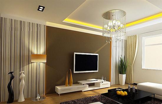 电视墙装修