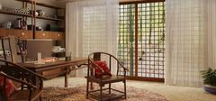 中式窗帘的选择要点有哪些?