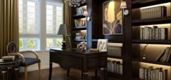 书房如何装修更安静?