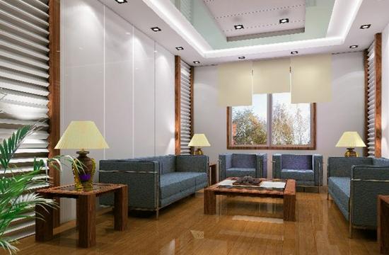 休息室设计