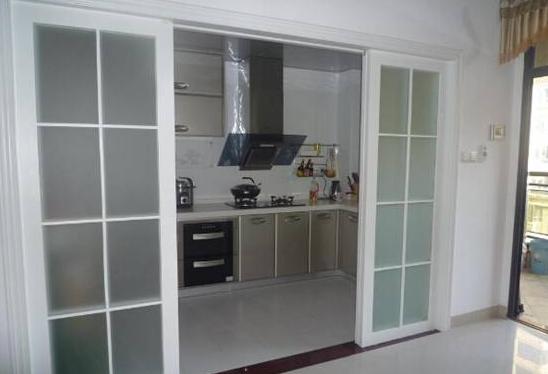 厨房移门装修