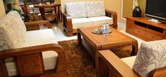实木沙发的材质特点 ,实木沙发的价格